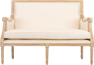 Chloe Settee (Qty: 2, matches Chloe Chairs)