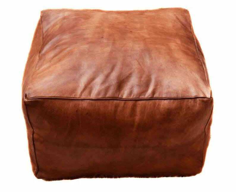 Leather cube (qty: 2)