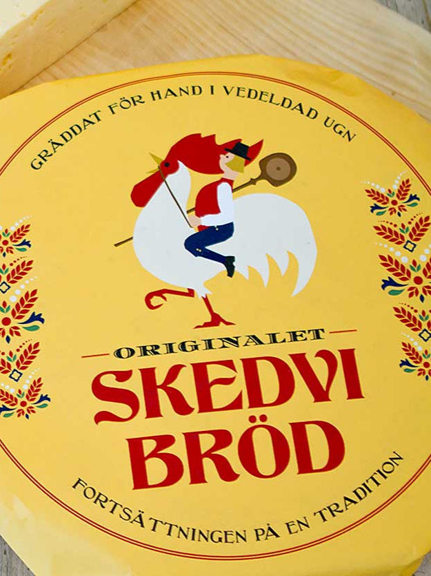 Skedvi Bröd