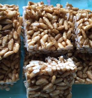 Puffed Rice Treats