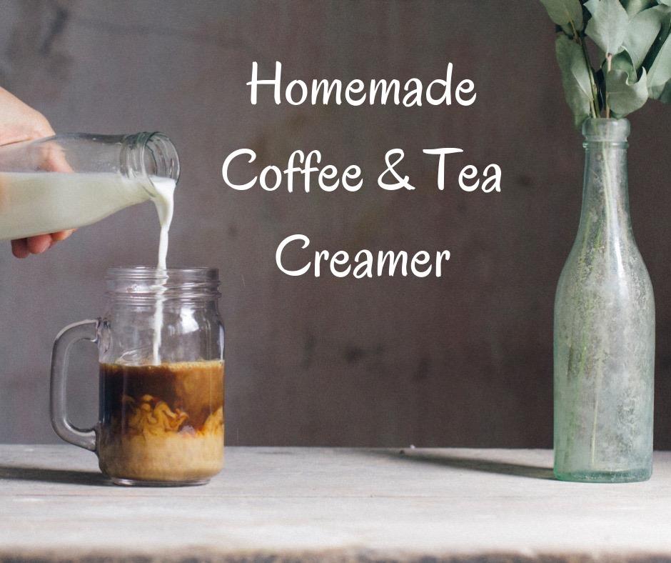 coffee creamer recipe — Blog — Tara