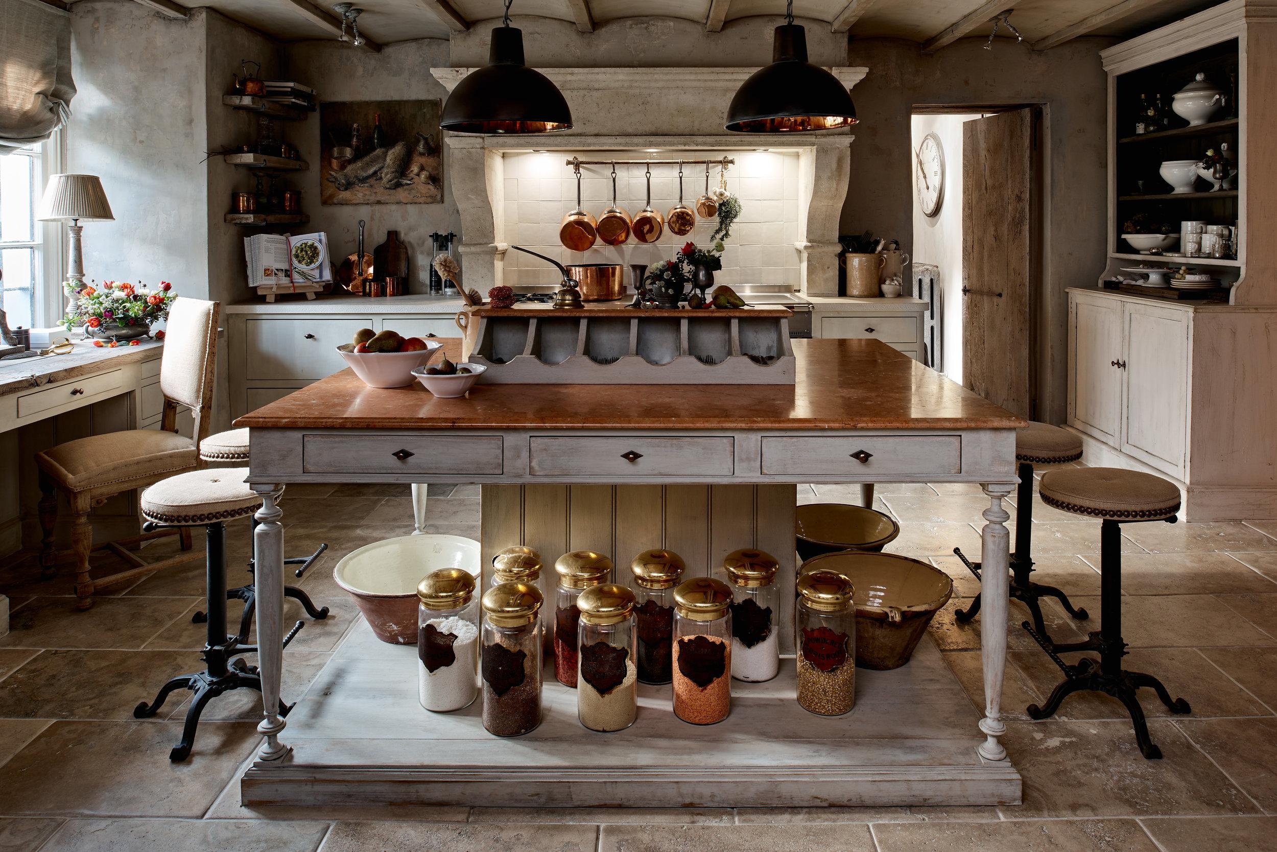 Kitchen Interiors Styling