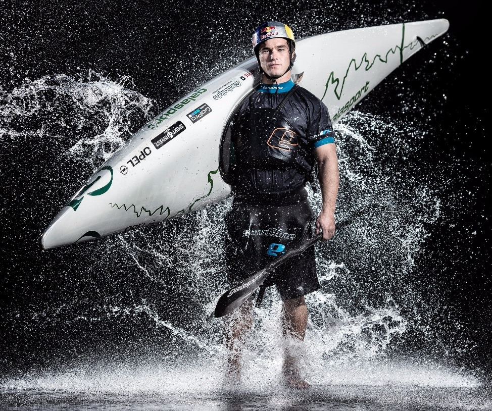 Vávrinec 'Vávra' Hradílek  - A three-time world champion, two-time European champion and London 2012 silver medallist, Vávra started with water slalom in 1999.He also competed in the 2008 Summer Olympics in Beijing as well as won a Silver in World Championship 2010.