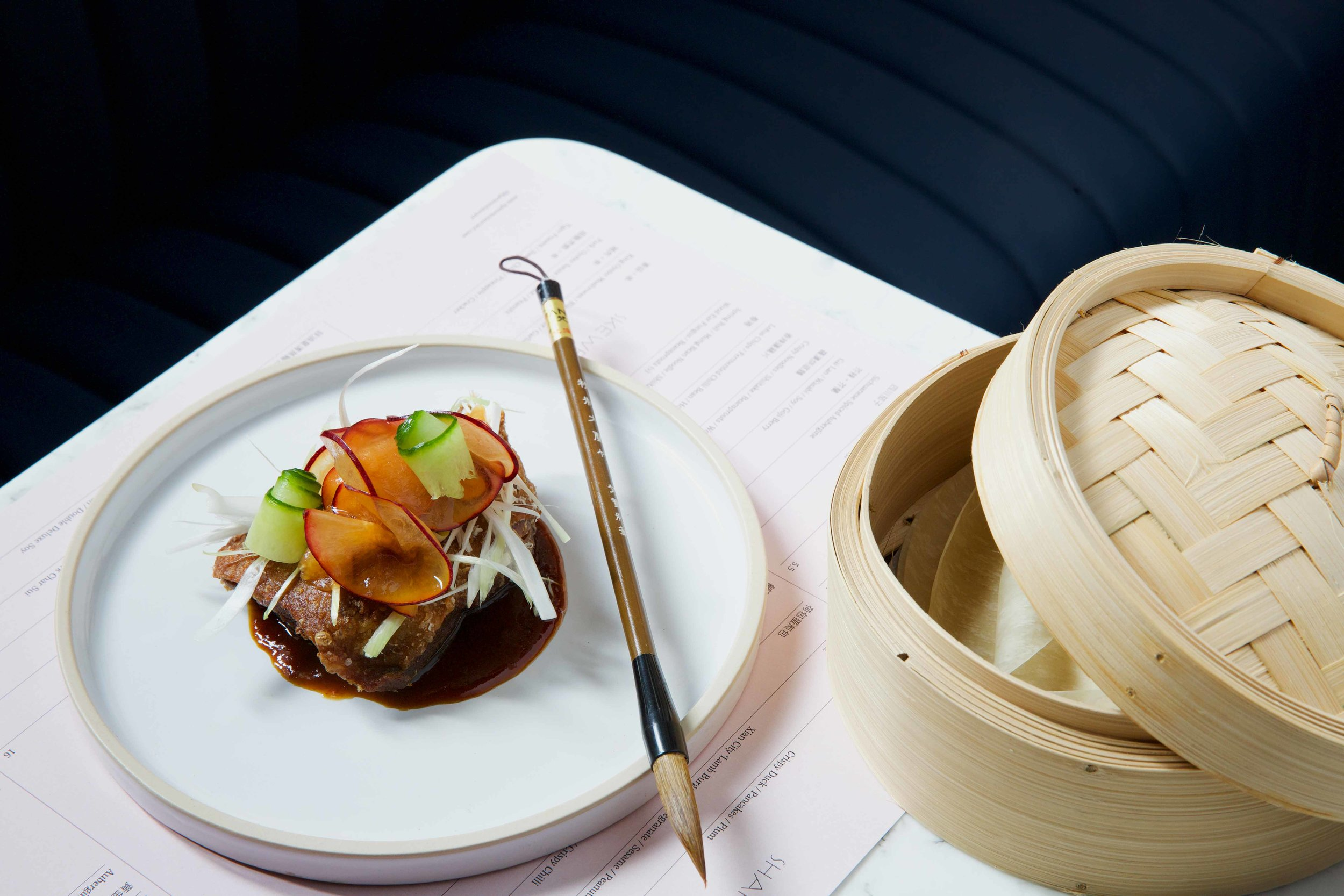 Kym's by Andrew Wong opens in Bloomberg Arcade