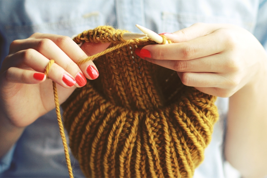 Join Us For Our Classes & Events!   Learn how to knit while making new friends during our classes. From veterans to beginners, you are guaranteed a fun time.   Learn More