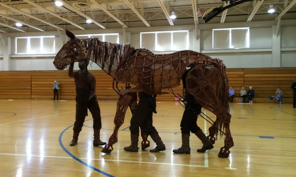 War Horse Puppetry Workshop