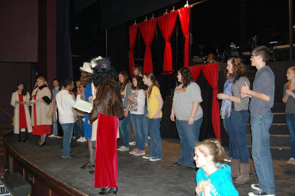College Theater Cooperative
