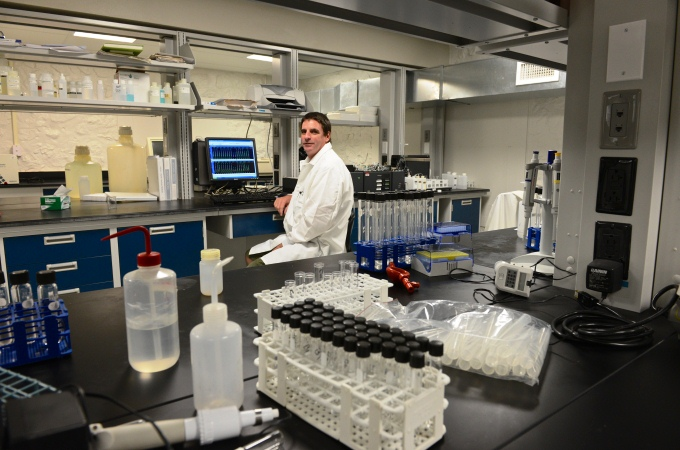 The Environmental Analysis Lab