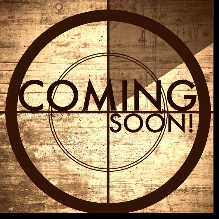 Coming Soon! Artwork