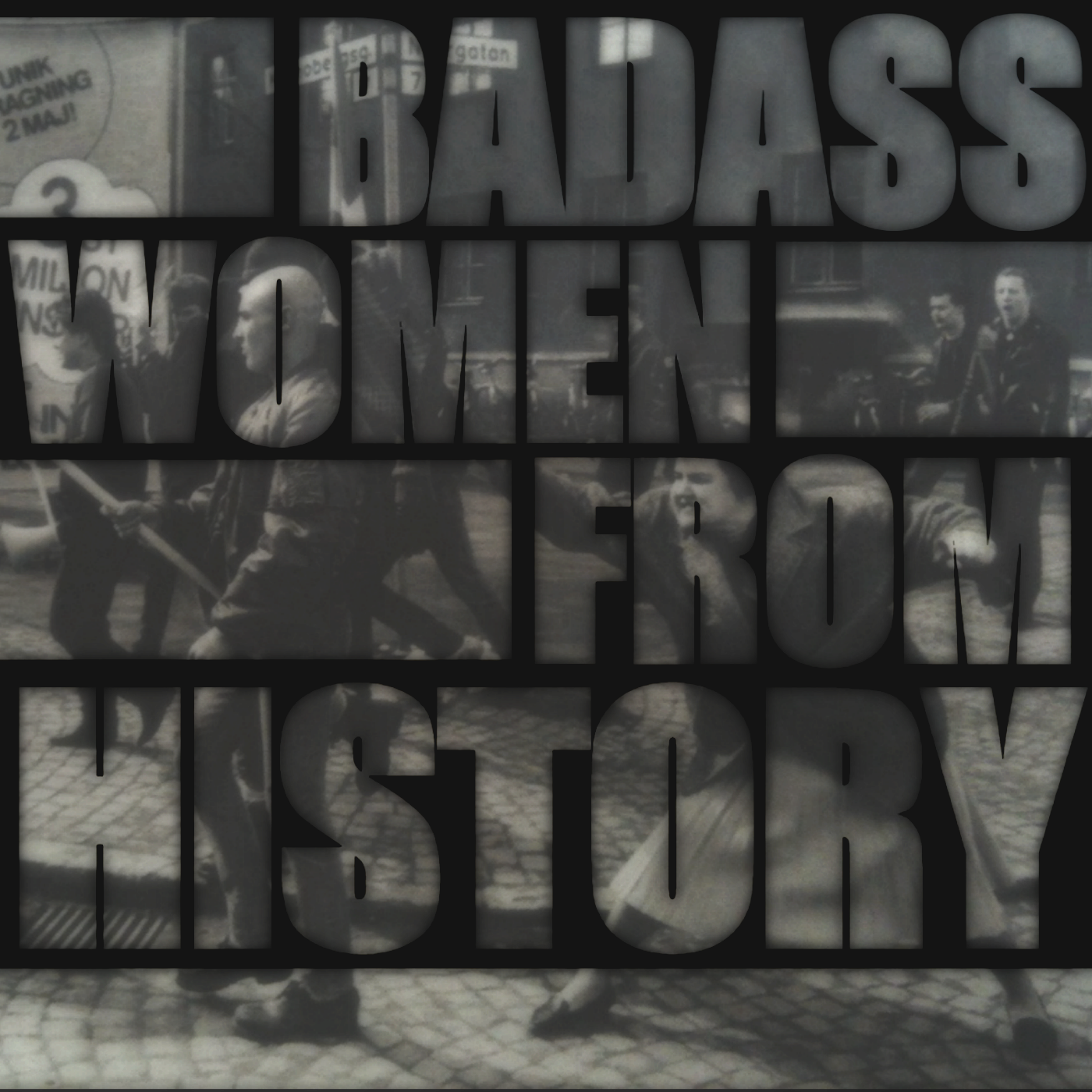 BADASS WOMEN FROM HISTORY,  WOMENS HISTORY, SOAP, ON-SOAP