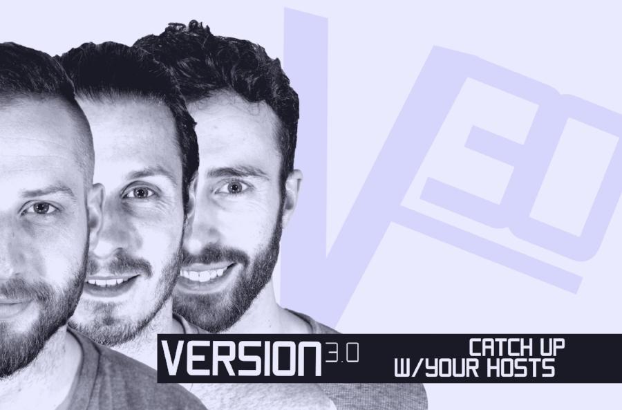 version 3.0, uk podcast, london podcast, culture uk, soap, on-soap
