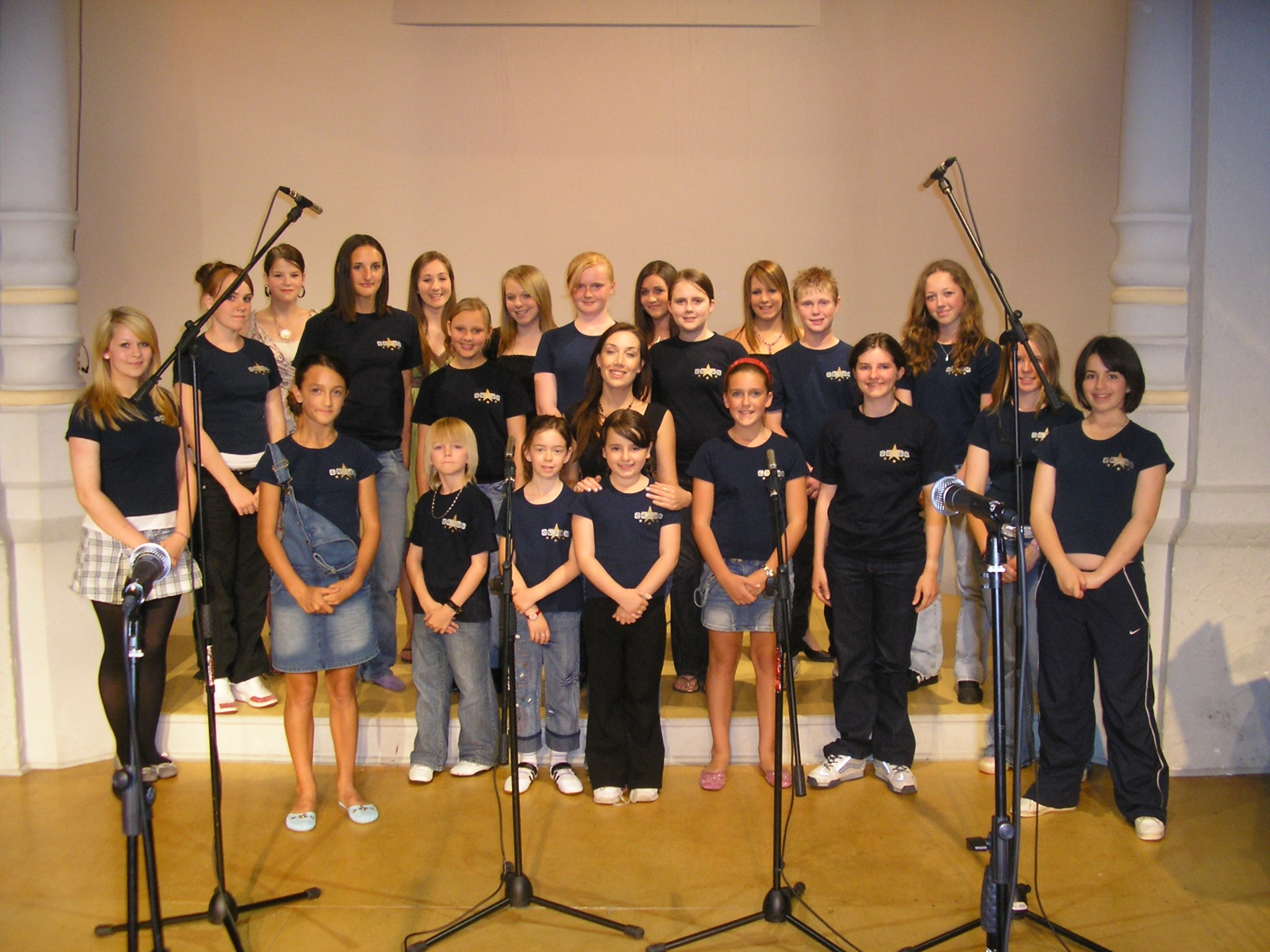 Cords Contemporary Youth Choir Colchester 2007