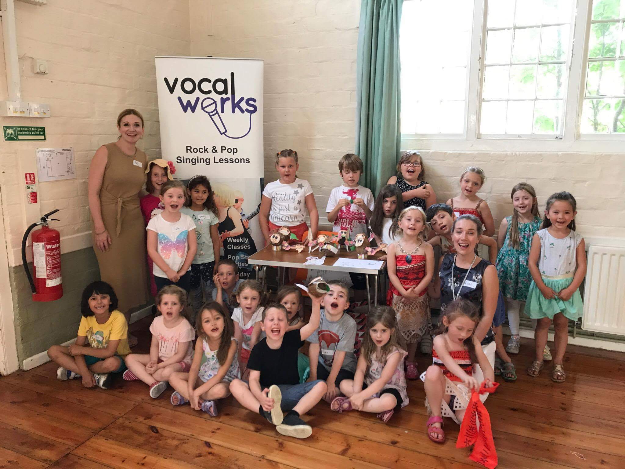 Moana Workshop Day for 4-12yrs Summer 2017