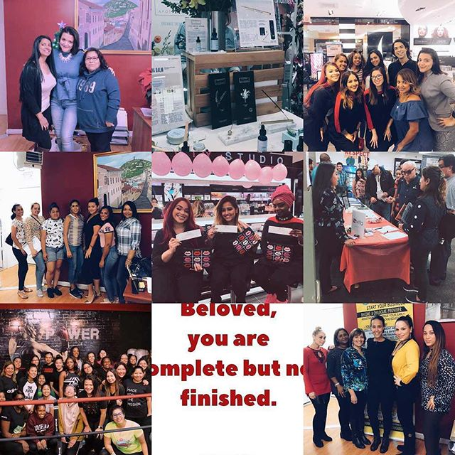 This year we couldn't have done what we do without you! We served close to 150+ individuals with classes and events. Thank you for all those who planted seeds in making a difference in the lives of those served, & thank you for all those who invested in themselves and believed in a better version of themselves for the day of tomorrow. Remember, the best is yet to come! Happy New Year! ♥️