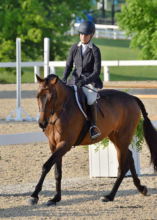 Jodi Vazquez and her birthday horse Quiloo