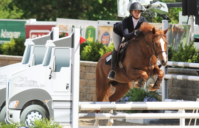 $2,500 Modified Children's Classic    Abby Schunningand her own Syrah