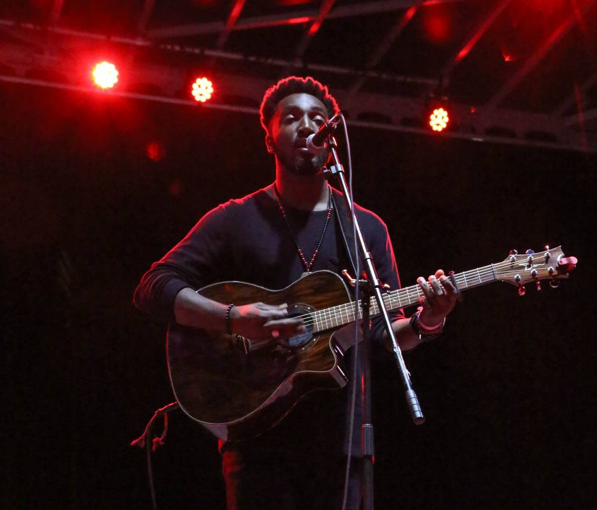 2016 AEGT Finale winner David Oliver Willis will also perform. Photo by Phelps Media Group.
