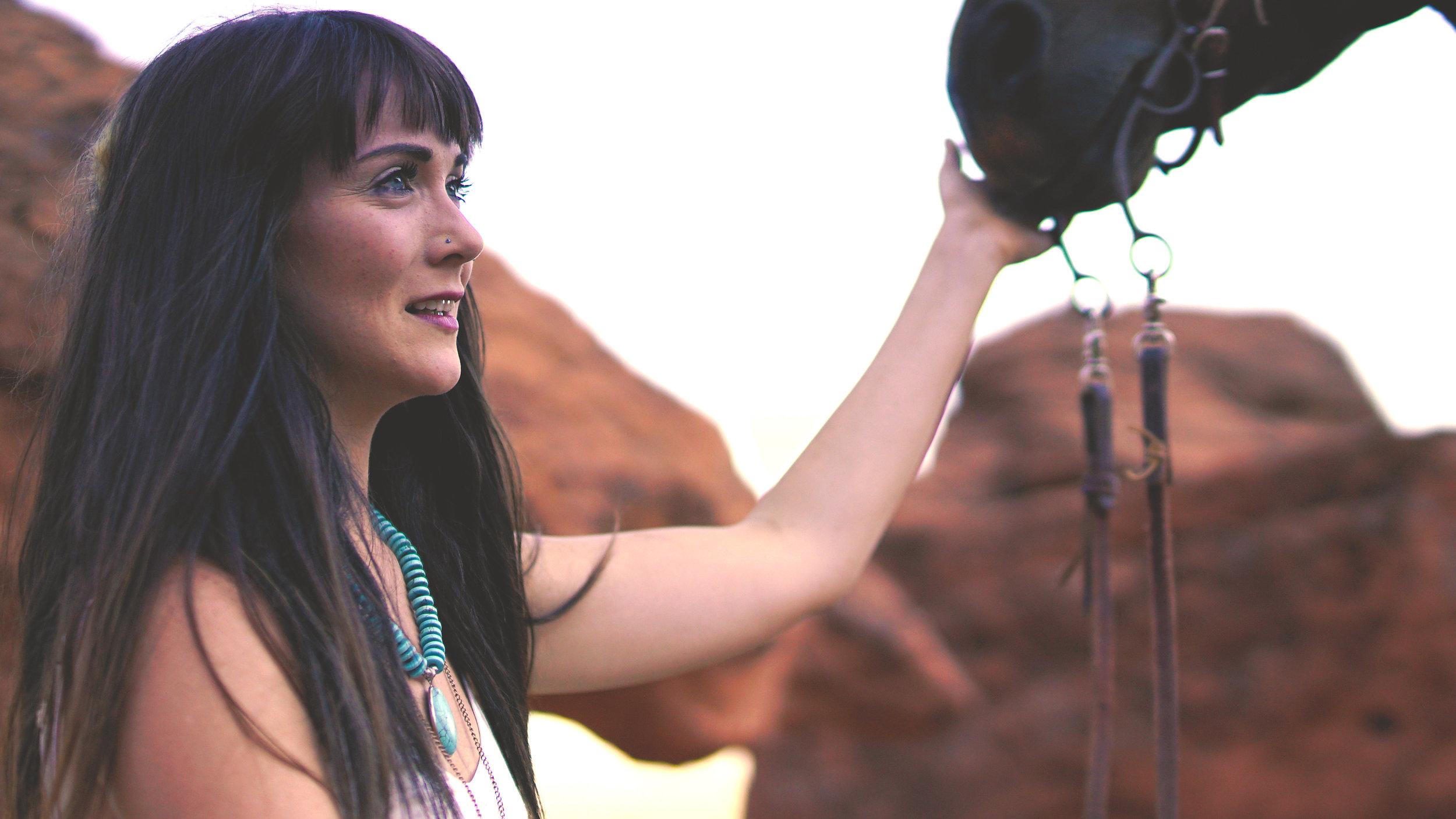 The future looks bright for Equestrian Aid Foundation recipient Alena Weida. Photo courtesy of Alena Weida.