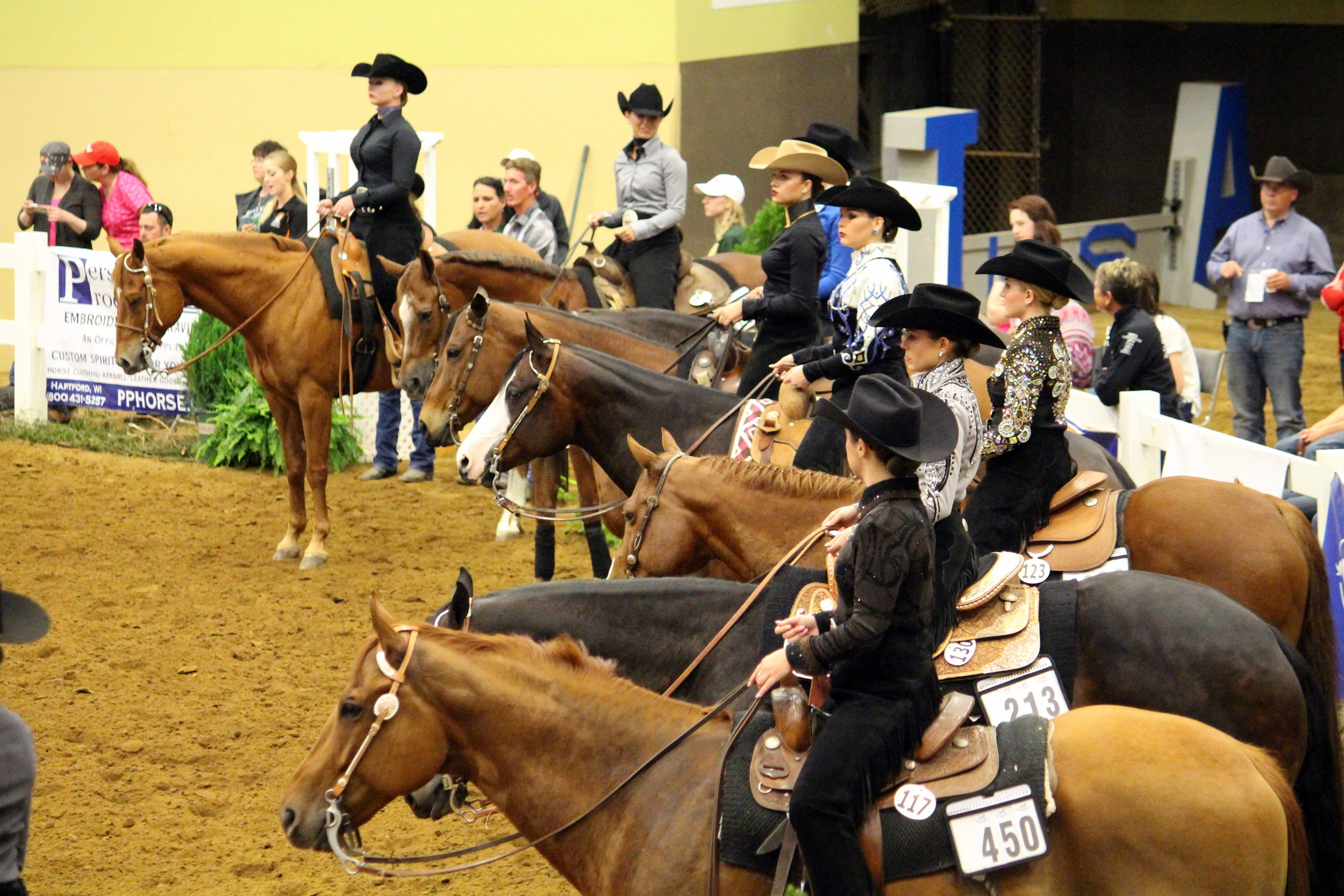 IHSA offers hunter seat, Western horsemanship for all levels of riders. Photo by Kirsten Drew.