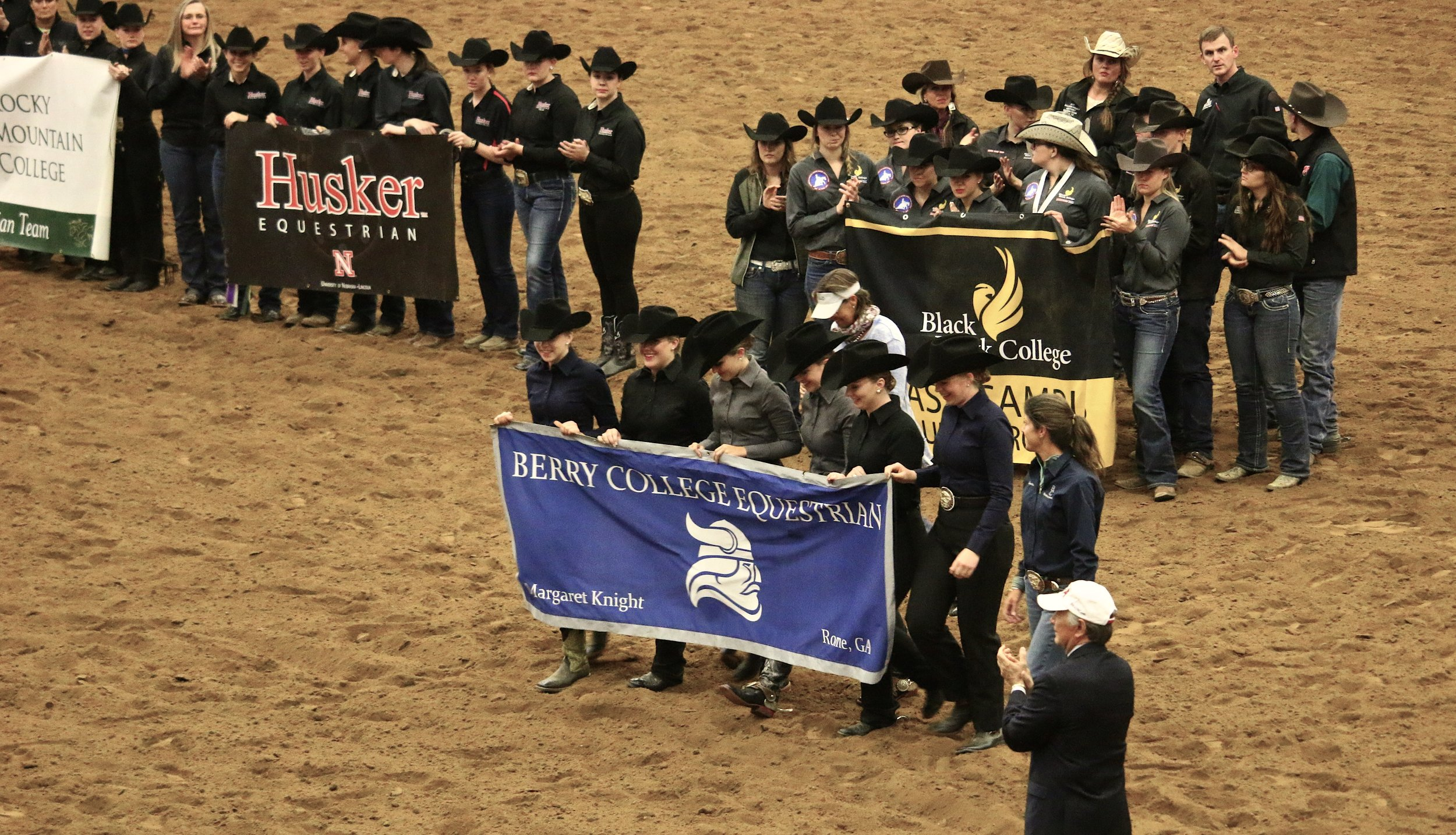 IHSA offers both hunter seat and Western disciplines. Photo by Tyler VanVelsen