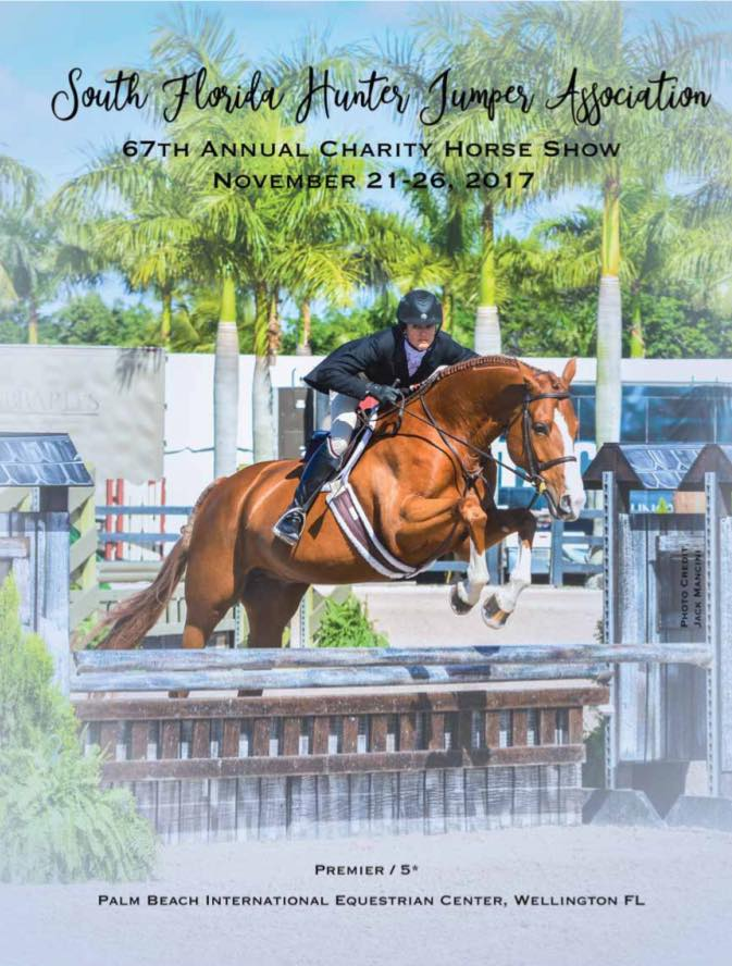 Heather Caristo-Williams and Sunset Hill won the USHJA National Hunter Derby at the 2016 SFHjA Charity Show. Photo by Jack Mancini