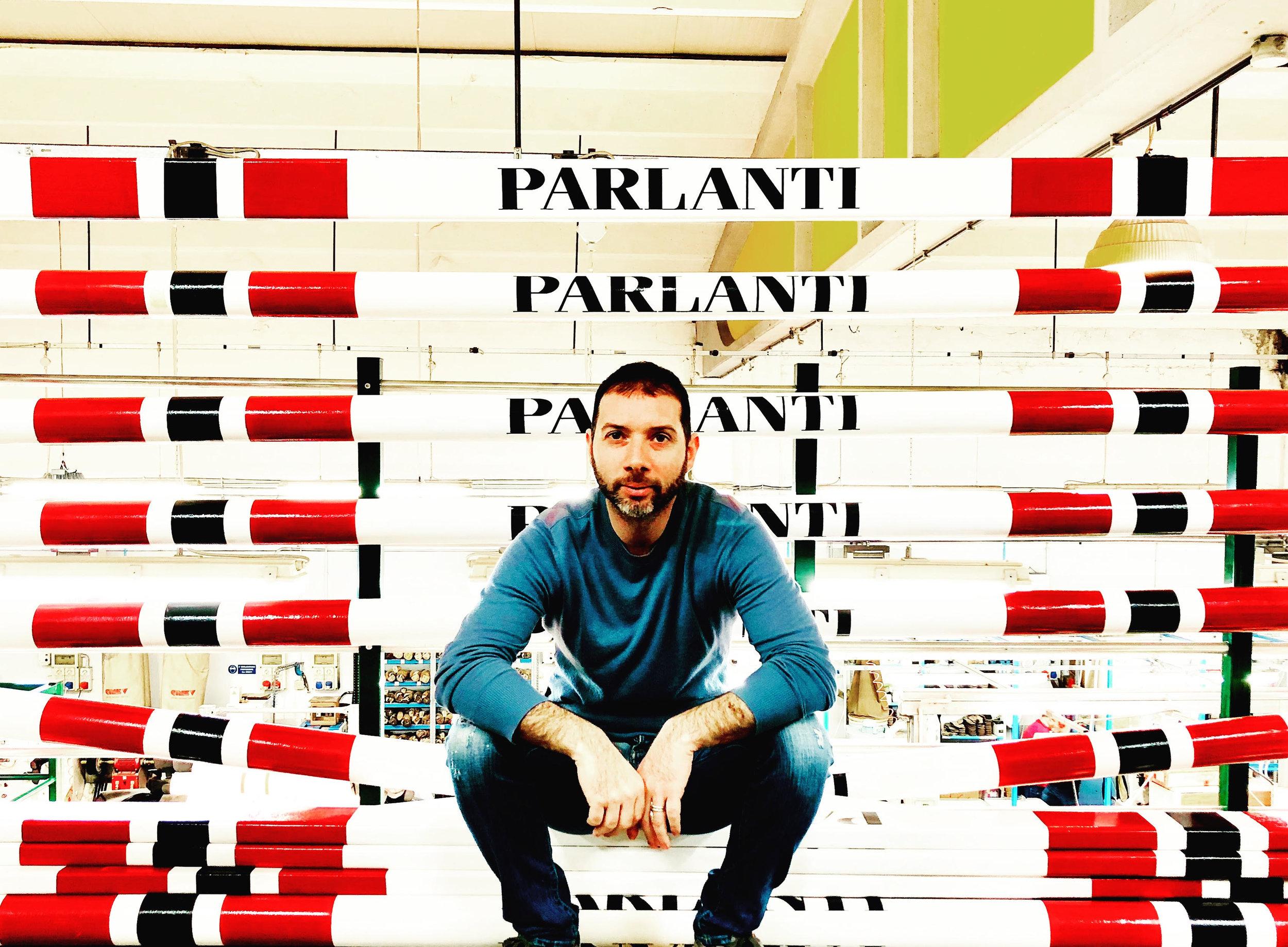 Francesco Iannelli. Photo courtesy of Francesco Iannelli.