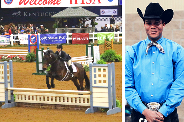 Young men and women from across North America compete at IHSA Nationals in hunter seat and Western disciplines at a range of levels. Photos by Kirsten Drew and courtesy of Steven Dennis
