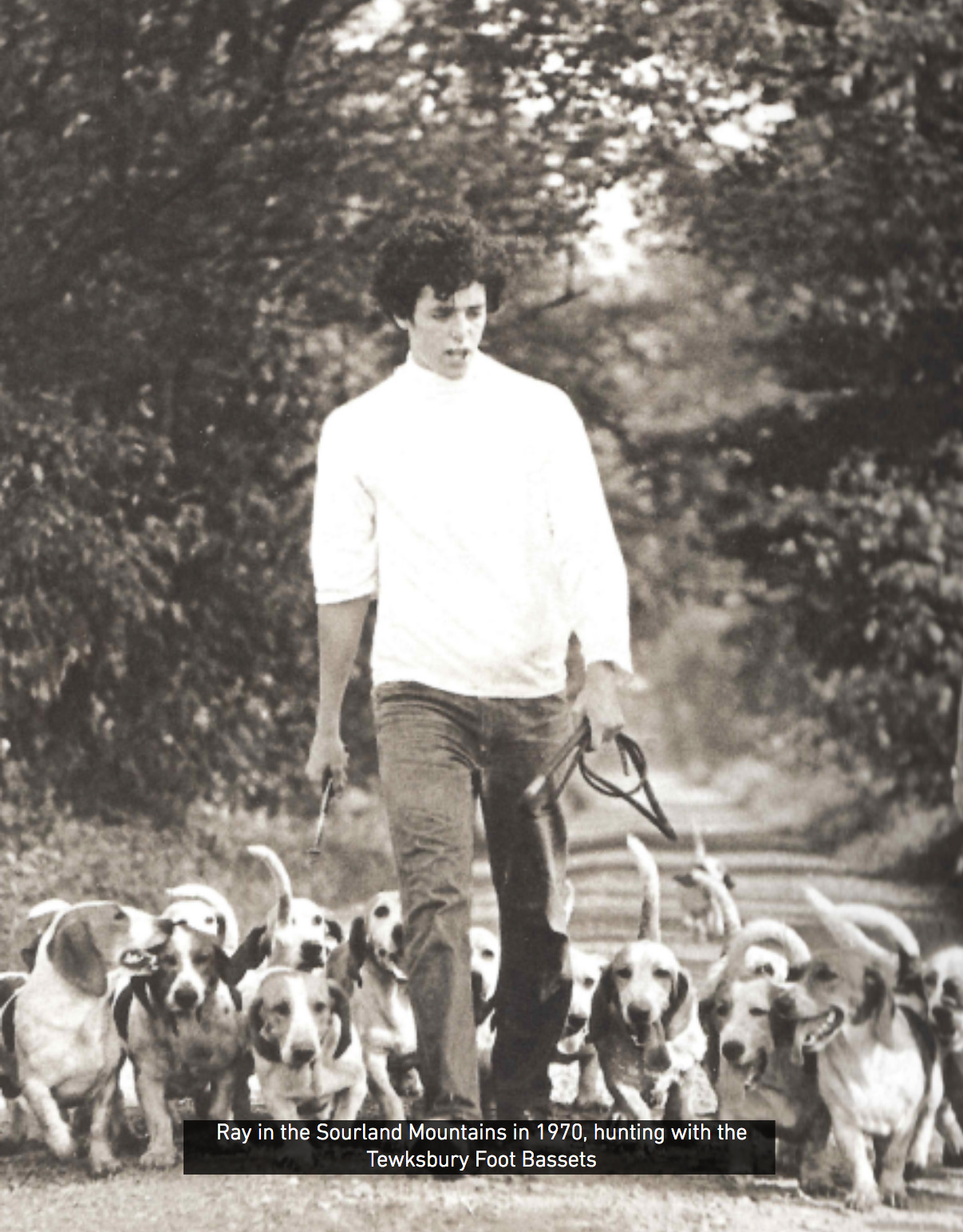 RAY WITH BASSETS.jpg