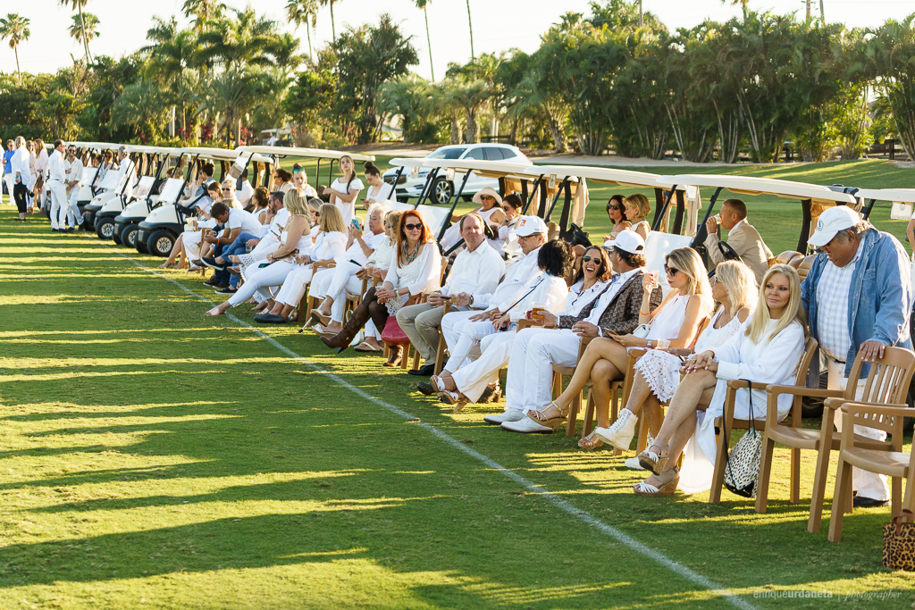 It was a beautiful evening for Brooke USA's Sunset Polo™ & White Party.