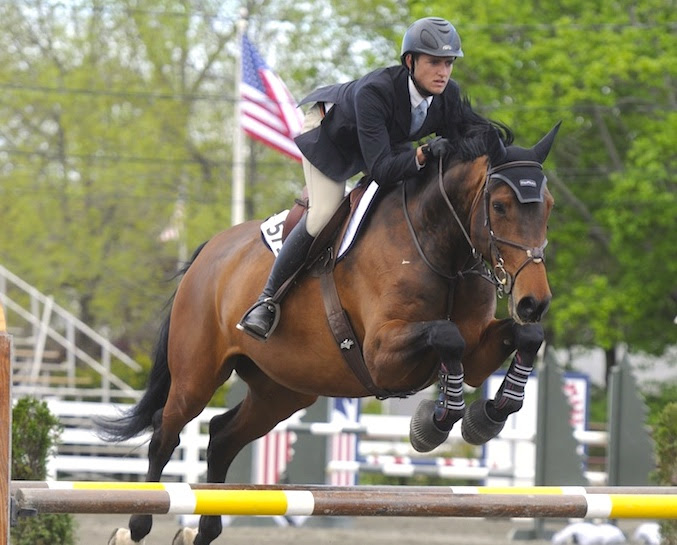 The Gladstone Equestrian Association will support the Garden State Horse Show  in its new home at Hamilton Farm. Photo by Reflections Photography