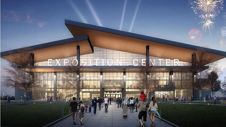 The New York State Fair Expo Center in Syracuse will be the backdrop for the 2019 IHSA National Championship