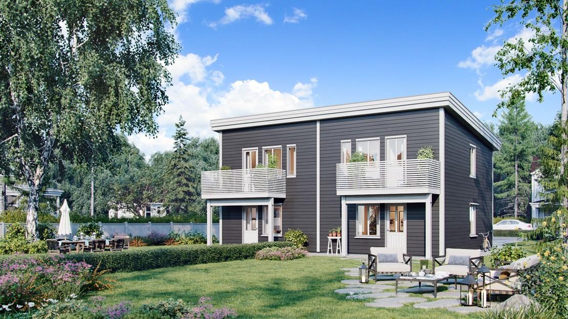 Husbankfinansiert leilighet på Vatneeidet -