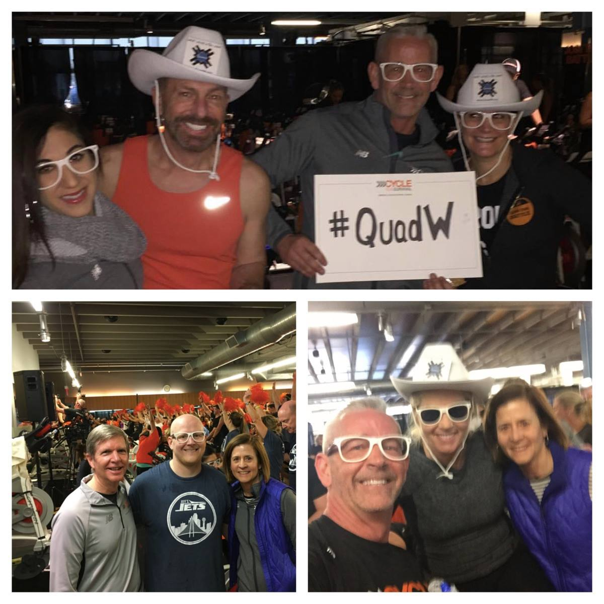 quadw cycle for survival