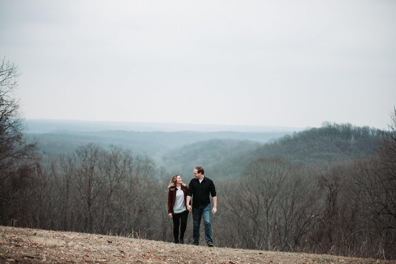 Brown County State Park Winter Engagement Session-7.jpg