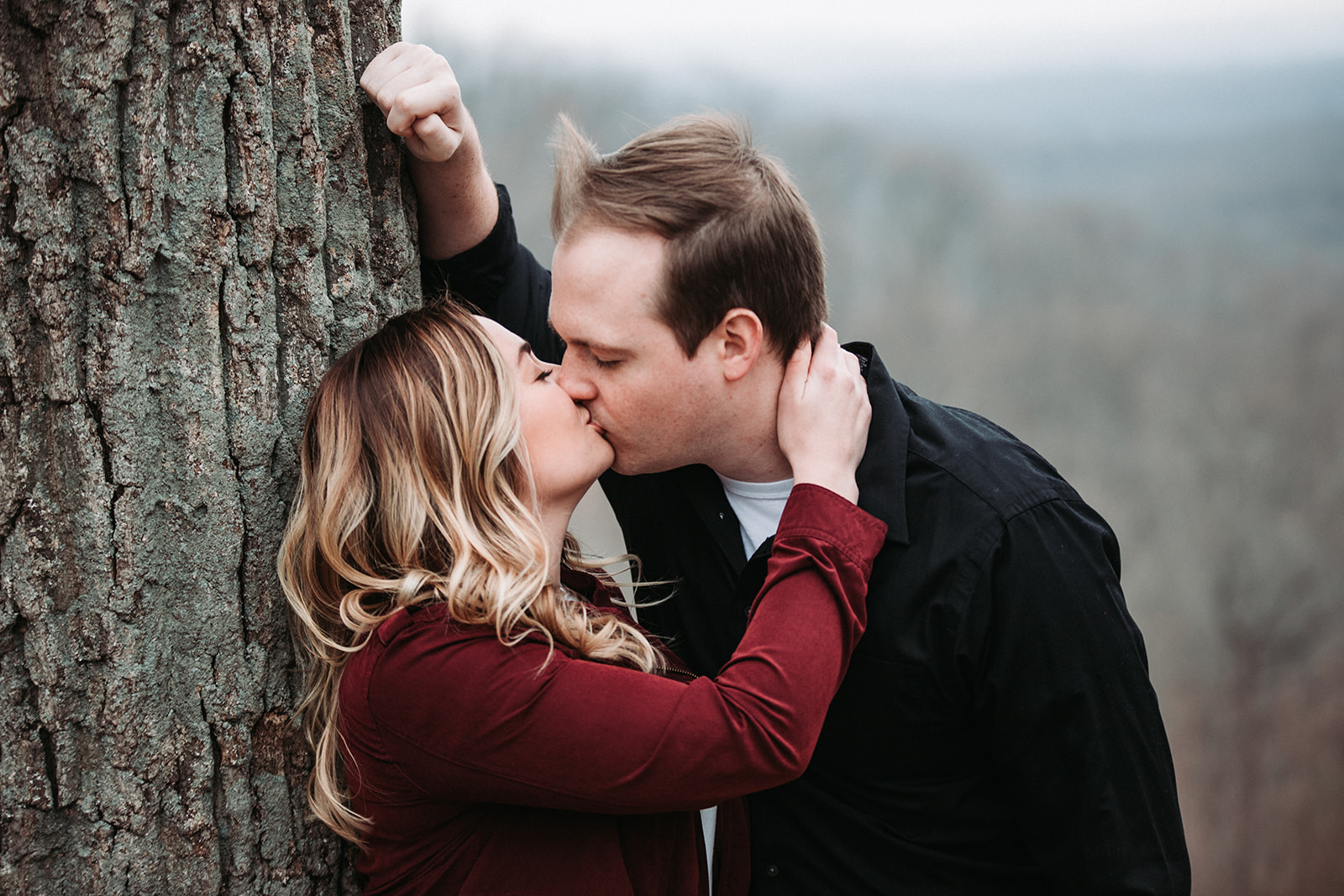 Brown County State Park Winter Engagement Session-17.jpg