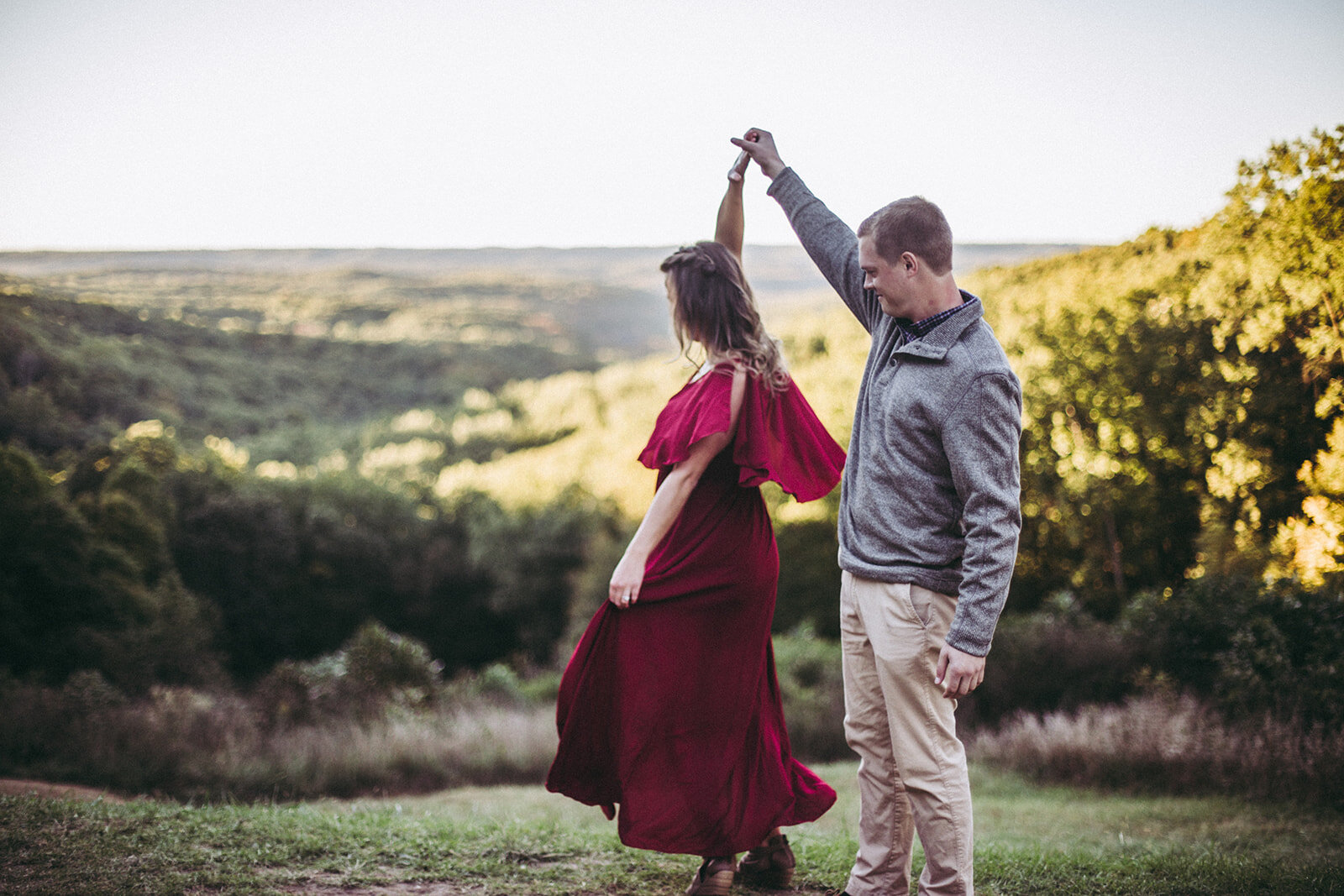 brown county state park engagement session.jpeg