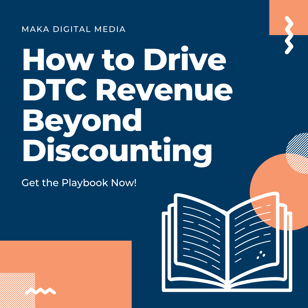 Actionable Playbook to driving aggressive DTC revenue without damaging your lifestyle brand.