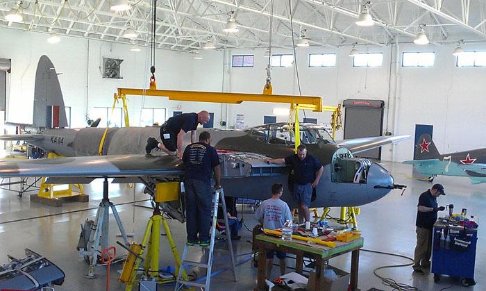 The Fighter Factory - VA Beach