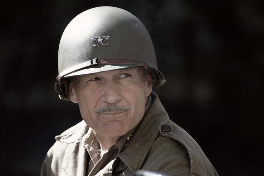 Actor and Veteran Captain Dale Dye