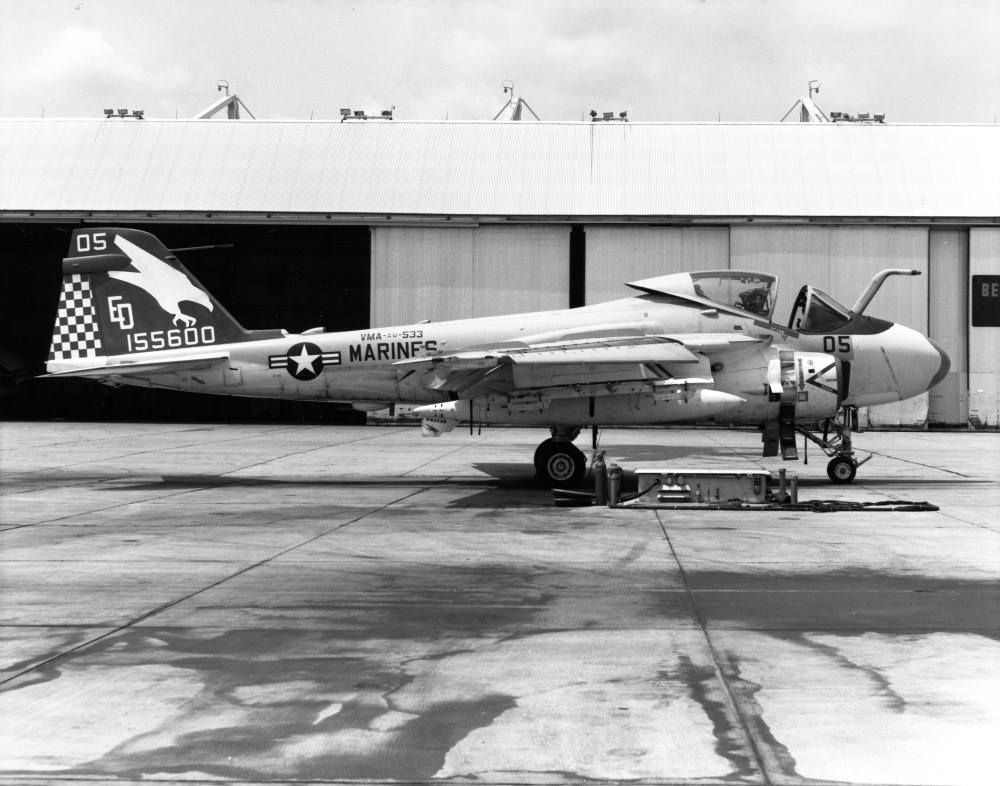 A-6 Intruder from VMA-533
