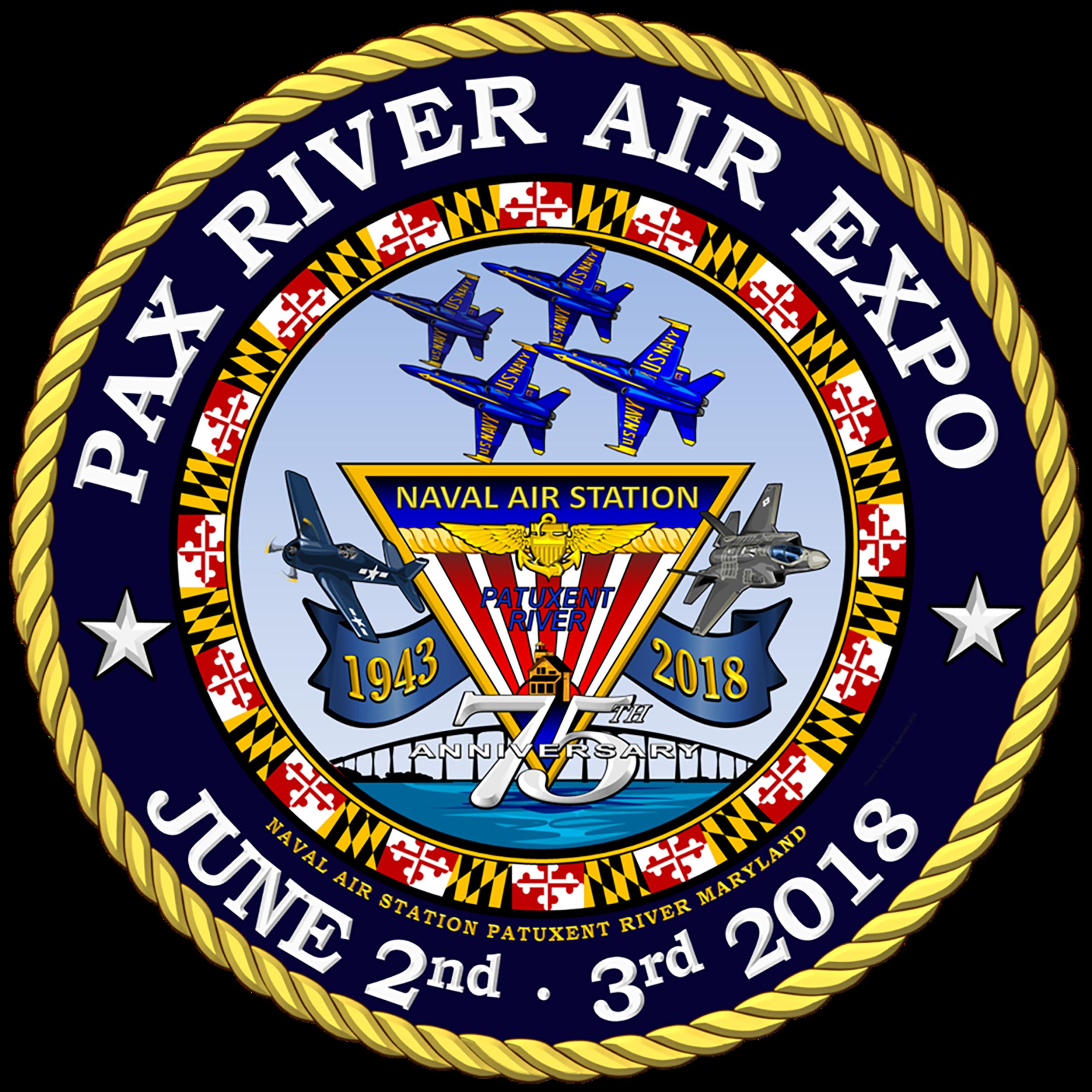 Episode #88. Pax River Air Expo 2018.