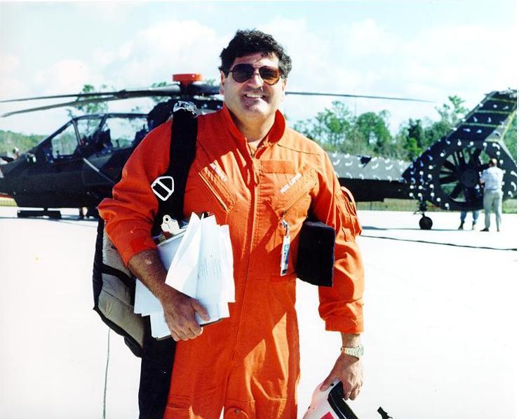 Episode #101. Sikorsky Test Pilot Nick Lappos.