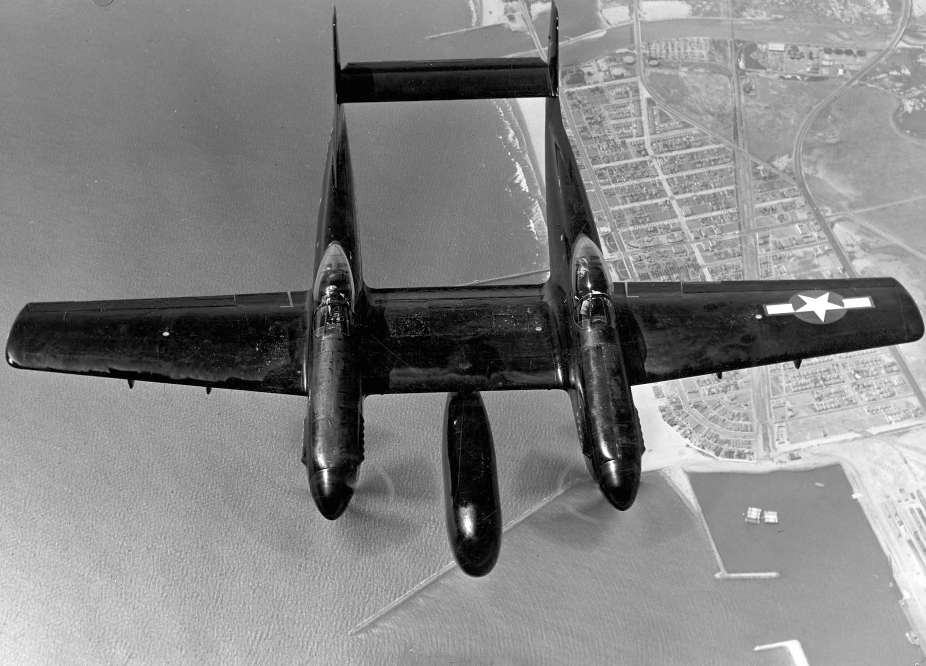 Figure 3. P-82C US Air Force Photo