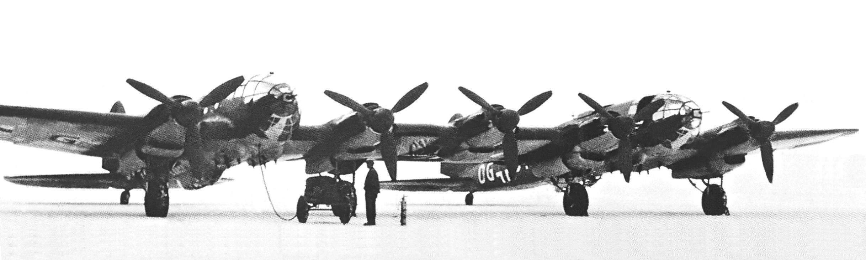 Figure 5. Heinkel He 111Z Public Domain