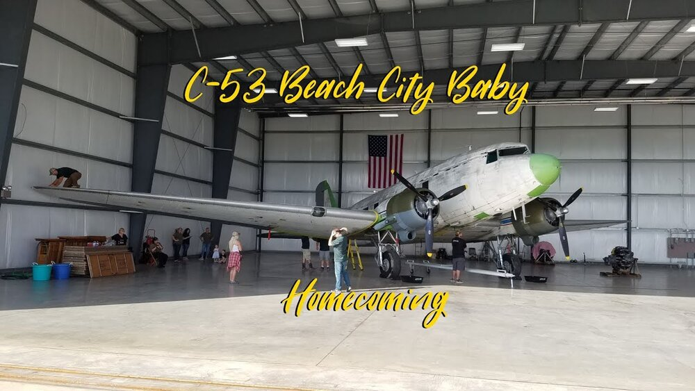 Episode #106. Vintage Wings and Beach City Baby