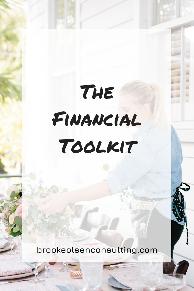 The Financial Toolkit | Brooke Olsen Consulting