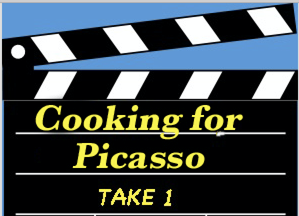 Film rights have been optioned to COOKING FOR PICASSO