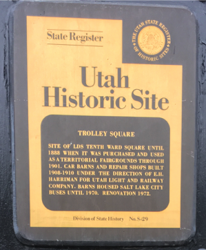 Trolley Square - Photograph-of-Markers.png