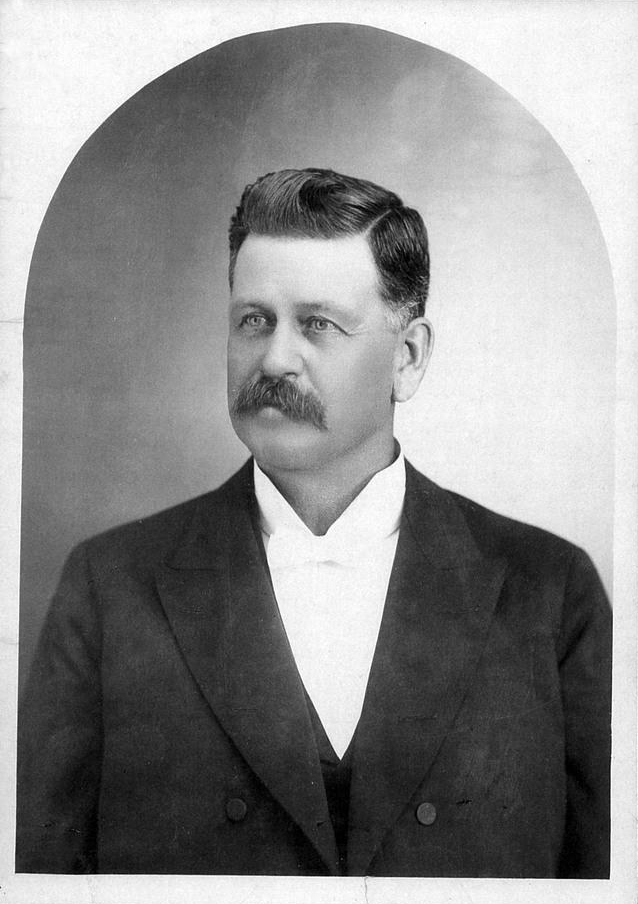 Walter P. Read (1848 - 1918, general manager of the   Salt Lake City Street Railway Company