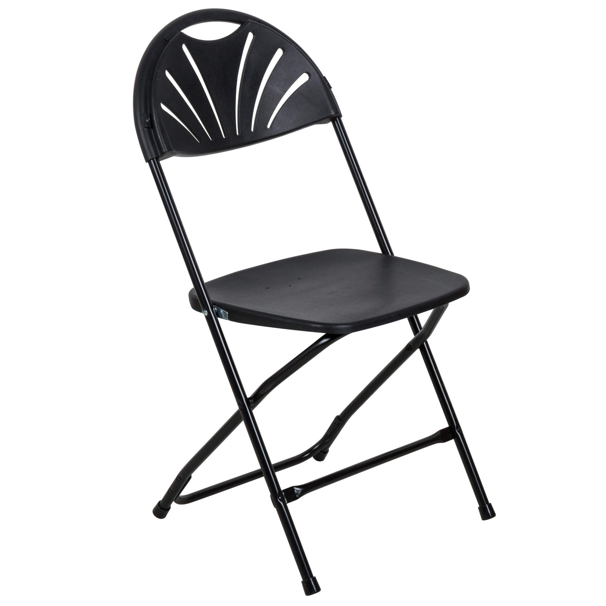 Black Fan Chair - $1.75 each